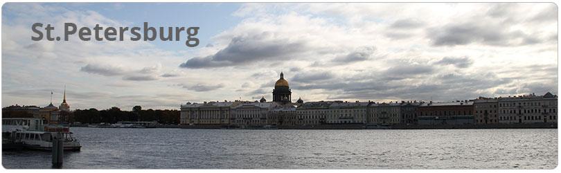 St.Petersburg Artikelbild