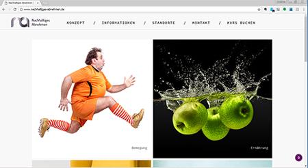 WordPress Nachhaltiges-Abnehmen.de