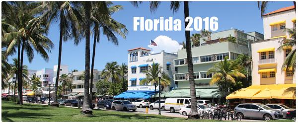 Florida Miami Art Deco Viertel