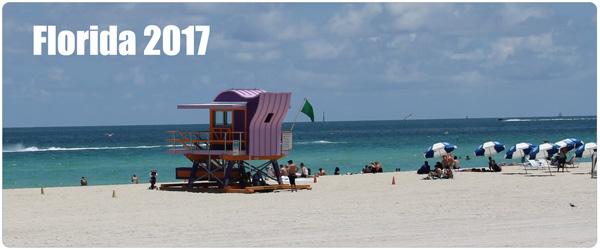 Floridareise Strand Miami